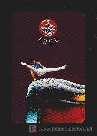 CALENDARIO PARA 1996: COCA-COLA (TEXTO CASTELLANO) (Coleccionismo - Calendarios)