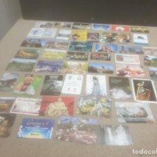 Coleccionismo Calendarios: CALENDARIOS..LOTE NUMERO 3 DE 50 CALENDARIOS DE BOLSILLO...VARIADOS... Lote 213606272