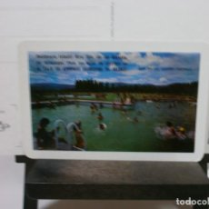 Coleccionismo Calendarios: CALENDARIO FOURNIER AÑO 1966 CAJA DE AHORROS MUNICIPAL DE BILBAO. Lote 213762901