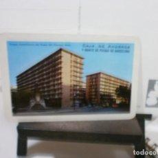 Coleccionismo Calendarios: CALENDARIO FOURNIER AÑO 1966 CAJA DE AHORROS Y MONTE DE PIEDAD DE BARCELONA. Lote 213762971