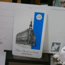 Coleccionismo Calendarios: CALENDARIO FOURNIER AÑO 1967 BANESTO. Lote 213764455