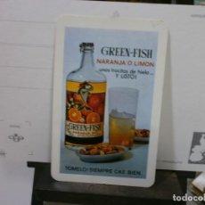 Coleccionismo Calendarios: CALENDARIO FOURNIER AÑO 1967 GREEN FISH. Lote 213764533