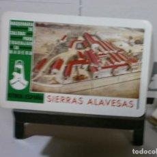 Coleccionismo Calendarios: CALENDARIO FOURNIER AÑO 1967 SIERRAS ALAVESAS. Lote 213765822