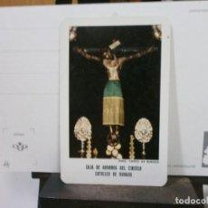 Coleccionismo Calendarios: CALENDARIO FOURNIER AÑO 1967 CAJA DE AHORROS CIRCULO CATOLICO DE BURGOS. Lote 213766265