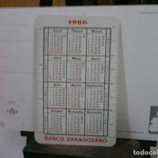 Coleccionismo Calendarios: CALENDARIO FOURNIER AÑO 1967 BANCO ZARAGOZANO. Lote 213766347