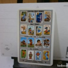 Coleccionismo Calendarios: CALENDARIO FOURNIER AÑO 1967 BARAJA CARTAS. Lote 213766657