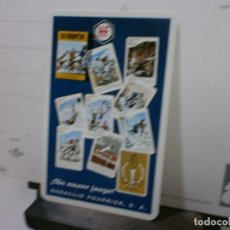 Coleccionismo Calendarios: CALENDARIO FOURNIER AÑO 1967 BARAJA CARTAS. Lote 213766851