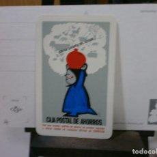 Coleccionismo Calendarios: CALENDARIO FOURNIER AÑO 1967 CAJA POSTAL DE AHORROS. Lote 213767056