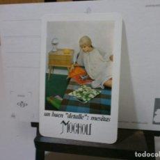 Coleccionismo Calendarios: CALENDARIO FOURNIER AÑO 1967 MOCHOLI. Lote 213767125