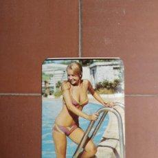 Coleccionismo Calendarios: CALENDARIO CERVEZAS EL TURIA AÑO 1974. Lote 213957302