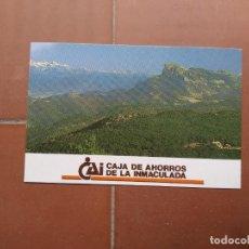 Coleccionismo Calendarios: CALENDARIO CAJA DE AHORROS DE LA INMACULADA AÑO 1990. Lote 213957588