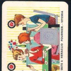 Coleccionismo Calendarios: CALENDARIO H. FOURNIER 1963. Lote 214076567