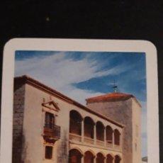 Coleccionismo Calendarios: 1 CALENDARIO H. FOURNIER DE ** CAJA DE AHORROS MUNICIPAL DE BURGOS P. SALDAÑUELA ** ¡¡¡ AÑO1960 !!!. Lote 214969273