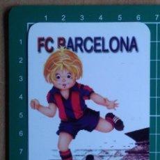 Collezionismo Calendari: AÑO 2014 - CALENDARIO BOLSILLO - FUTBOL - SERIE EDIJAR SIN PUBLICIDAD 86 - F.C. BARCELONA. Lote 232356425