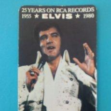 Coleccionismo Calendarios: CALENDARIO RCA ELVIS PRESLEY 1980. Lote 216551620