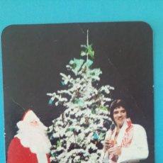 Coleccionismo Calendarios: CALENDARIO RCA ELVIS PRESLEY 1978 NAVIDAD. Lote 216552096