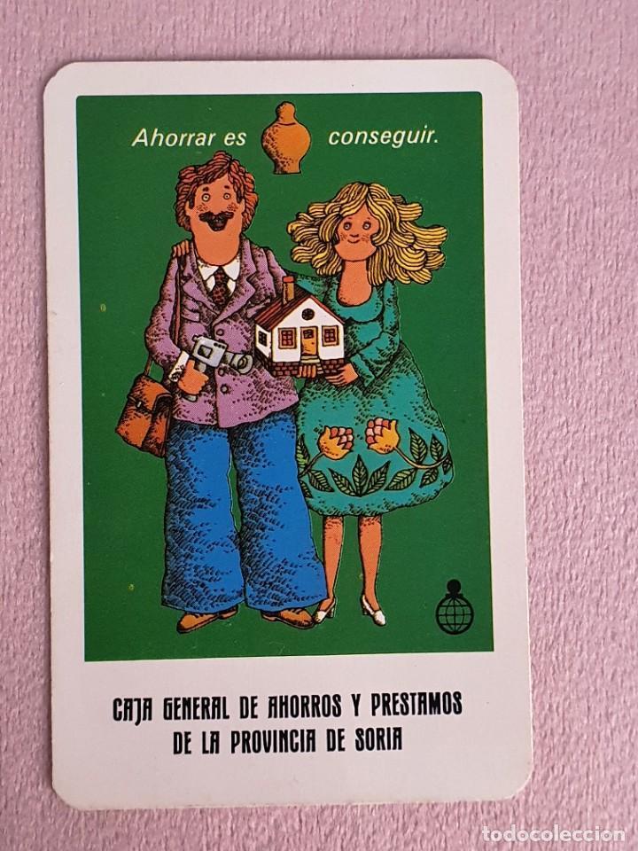 CALENDARIO FOURNIER. AÑO 1979. CAJA GENERAL DE AHORROS Y PRÉSTAMOS DE LA PROVINCIA DE SORIA. (Coleccionismo - Calendarios)