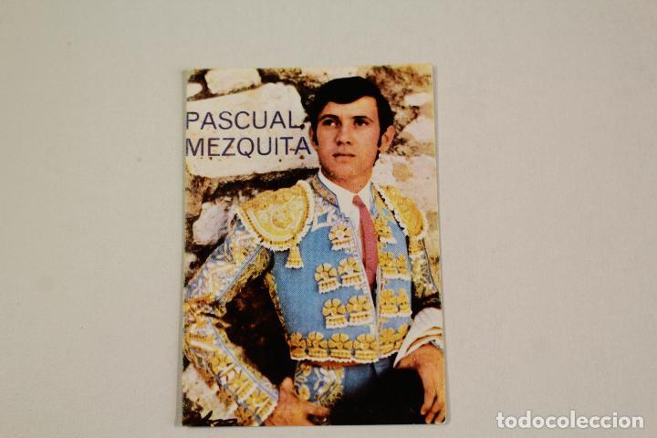 CALENDARIO PASCUAL MEZQUITA 1979 (Coleccionismo - Calendarios)