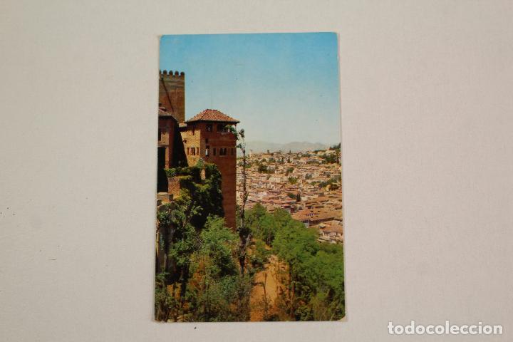 CALENDARIO GRANADA 1968 (Coleccionismo - Calendarios)