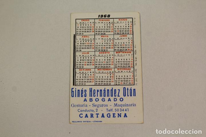 Coleccionismo Calendarios: calendario las palmas 1968 - Foto 2 - 218222843