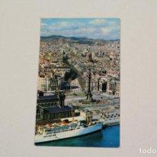 Coleccionismo Calendarios: CALENDARIO BARCELONA 1968. Lote 218223022