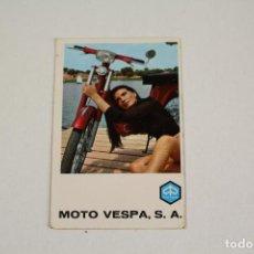 Coleccionismo Calendarios: CALENDARIO MOTO VESPA 1973 1968. Lote 218223672