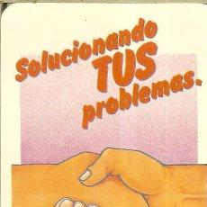 Coleccionismo Calendarios: CALENDARIO PUBLICIDAD SINDICATOS - 1987 - UGT. Lote 218242903