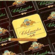 Coleccionismo Calendarios: CALENDARIO PUBLICIDAD - 1987 - CIGARRILLOS CLUBMASTER. Lote 218243105