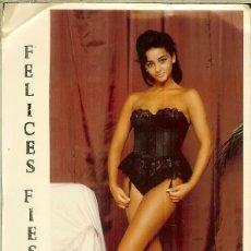 Coleccionismo Calendarios: CALENDARIO PUBLICIDAD - 1987 - LUISA FERNANDA - BIGASTRO. Lote 218243927