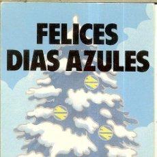 Coleccionismo Calendarios: CALENDARIO PUBLICIDAD - 1987 - RENFE. Lote 218300953