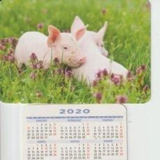 Coleccionismo Calendarios: CALENDARIO DE SERIE. Lote 218540485