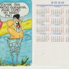 Coleccionismo Calendarios: CALENDARIO DE SERIE. Lote 218540522
