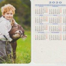 Coleccionismo Calendarios: CALENDARIO DE SERIE. Lote 218540556