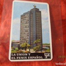 Coleccionismo Calendarios: FOURNIER. CALENDARIO DE BOLSILLO AÑO 1974. LA UNION Y EL FENIX ESPAÑOL (SEGUROS). Lote 218714392