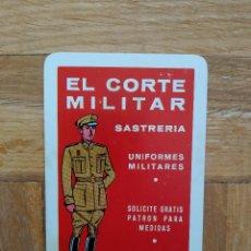 Coleccionismo Calendarios: CALENDARIO FOURNIER EL CORTE MILITAR AÑO 1966. VER FOTO ADICIONAL. Lote 220231470