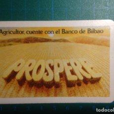 Coleccionismo Calendarios: CALENDARIO 1977 FOURNIER - BANCO DE BILBAO - PROSPERE. Lote 221157305