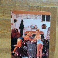 Coleccionismo Calendarios: CALENDARIO CHICA EROTICA AÑO 1996. VER FOTO ADICIONAL. Lote 221468783