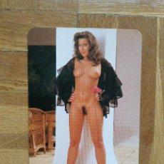 Coleccionismo Calendarios: CALENDARIO CHICA EROTICA. PEÑA MADRIDISTA CANILLEJAS AÑO 1996. VER FOTO ADICIONAL. Lote 221468922