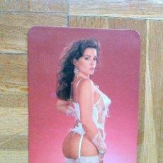 Coleccionismo Calendarios: CALENDARIO CHICA EROTICA AÑO 1996. VER FOTO ADICIONAL. Lote 221469603
