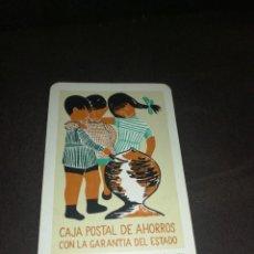 Coleccionismo Calendarios: CALENDARIO H. FOURNIER 1959, CAJA POSTAL DE AHORROS. Lote 221624753