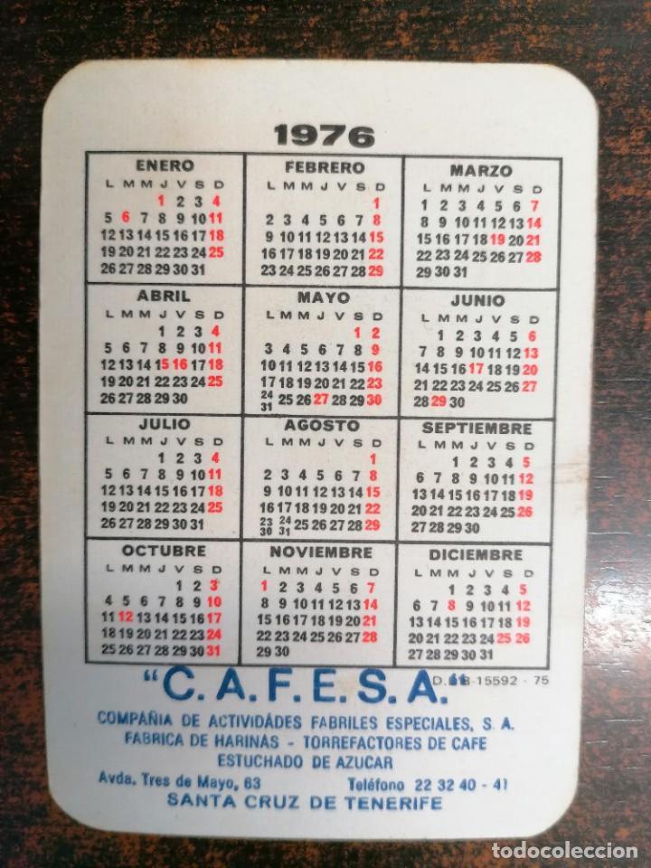 Coleccionismo Calendarios: CALENDARIO EROTICO NO FOURNIER - C.A.F.E.S.A. AÑO 1976. - Foto 2 - 221710715