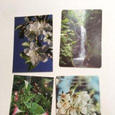 Coleccionismo Calendarios: 4 CALENDARIOS HERMANOS SAN JUAN DE DIOS AÑOS 2004-08-10 Y 11. Lote 221809931