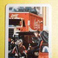 Coleccionismo Calendarios: CALENDARIO FOURNIER - COCA COLA - COKE - PARA EL AÑO 1992 -. Lote 221846295