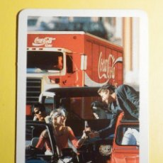 Coleccionismo Calendarios: CALENDARIO FOURNIER - COCA COLA - COKE - PARA EL AÑO 1992 - NUEVO. Lote 221846338