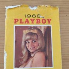 Coleccionismo Calendarios: PLAYBOY 1968,PLAYMATE CALENDAR 75 , DE PARED, FANTÁSTICO.. Lote 222016782