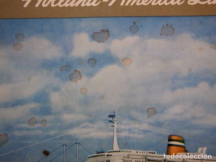 Coleccionismo Calendarios: CALENDARIO DE PARED, 1957, HOLLAND - AMERICA LINE, MEDIDAS: 30 X 25 CM - Foto 14 - 222018663