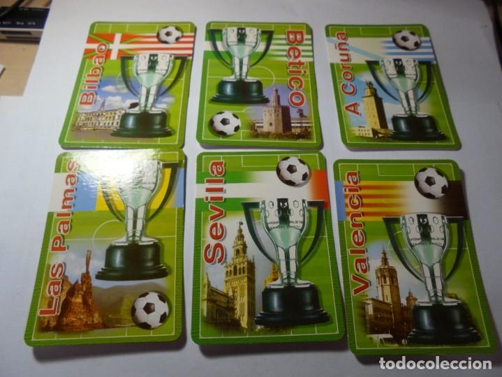 Coleccionismo Calendarios: magnificos 60 calendarios antiguos de futbol - Foto 3 - 222100961