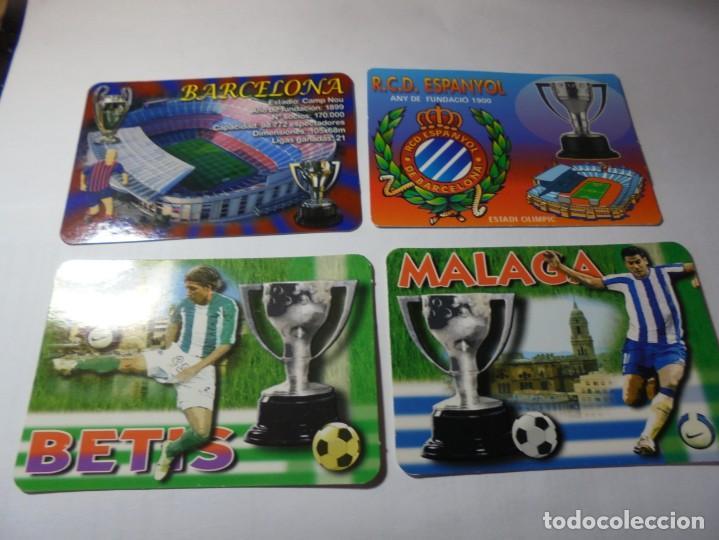 Coleccionismo Calendarios: magnificos 60 calendarios antiguos de futbol - Foto 11 - 222100961