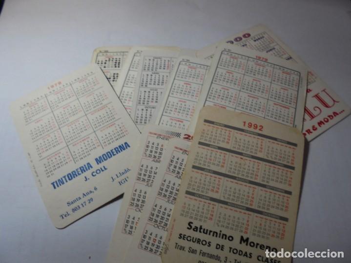 Coleccionismo Calendarios: magnificos 60 calendarios antiguos de futbol - Foto 14 - 222100961