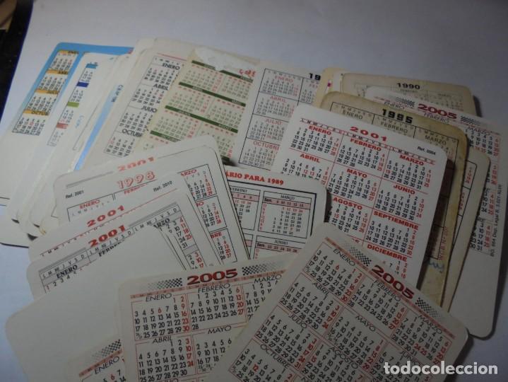 Coleccionismo Calendarios: magnificos 60 calendarios antiguos de futbol - Foto 15 - 222100961